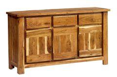 METRO Sideboard 3 Doors 3 Drawers