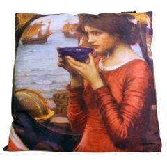 Destiny - John William Waterhouse Cushion
