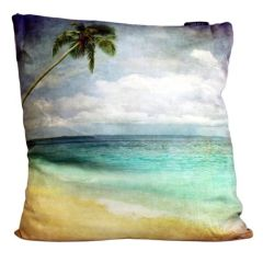Tropical Shore Cushion