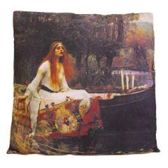 Lady of Shalott Cushion