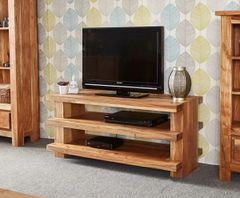 METRO Tv Unit 3 Shelves