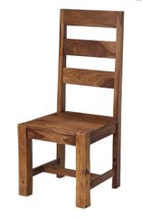 Indian Hub STONE SHEESHAM Dining Chair (Sold as a pair)
