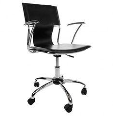 KOKOON Oxford Office Chair Black