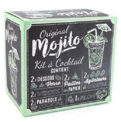 Boxed Cocktail Gift Set