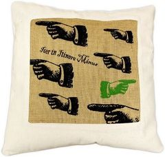 Road Less Travelled Cushion