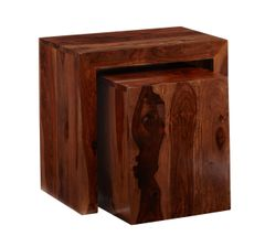 CUBE Cubed Nest Of 2 Tables