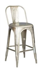 Indian Hub COSMO Industrial Style Bar Chair