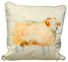 Sheep Cushion 45cm