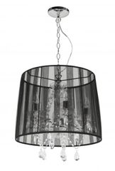 KOKOON Conrad Black Ceiling Hanging Lamp