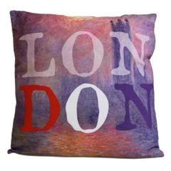 LONDON Monet Cushion