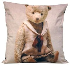 Teddy Bear Cushion 45cm