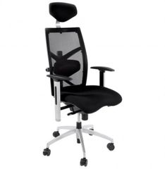 KOKOON Mit High Back Office Chair Black