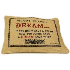 Dream Jute Cushion
