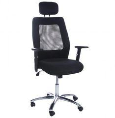 KOKOON Dublin High Back Office Chair Black