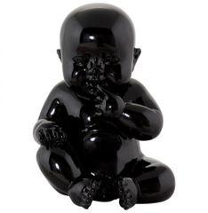 KOKOON Sweety Statue Black