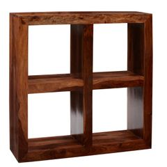 CUBE 4 Hole Display Unit Cabinet