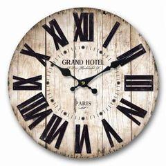 Grand Hotel Wall Clock 34cm