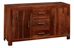 CUBE Sideboard Large 3 Drawer 2 Door