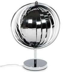 KOKOON Nina Table Lamp Chrome