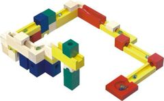 Kids Wooden Marble Maze Puzzle