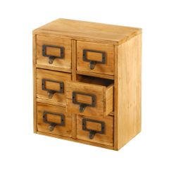 Storage Drawers (6 drawers)