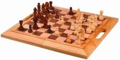 Wooden Traditional Style Chess Set