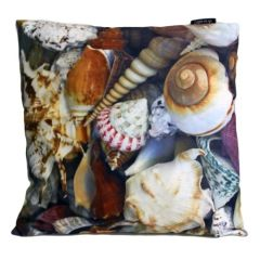 Tropical Shells Cushion