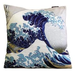 The Great Wave Cushion