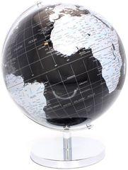 Large Globe on Metal Base