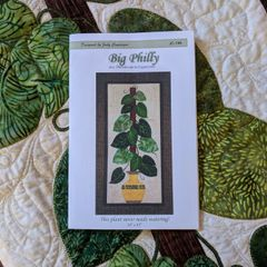 Big Philly Wall Hanging Quilt Kit