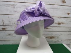 Lavender Dress Hat