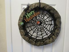 Wreath - Halloween