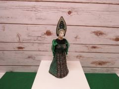 "11 1/2"" Russian Folk Doll"