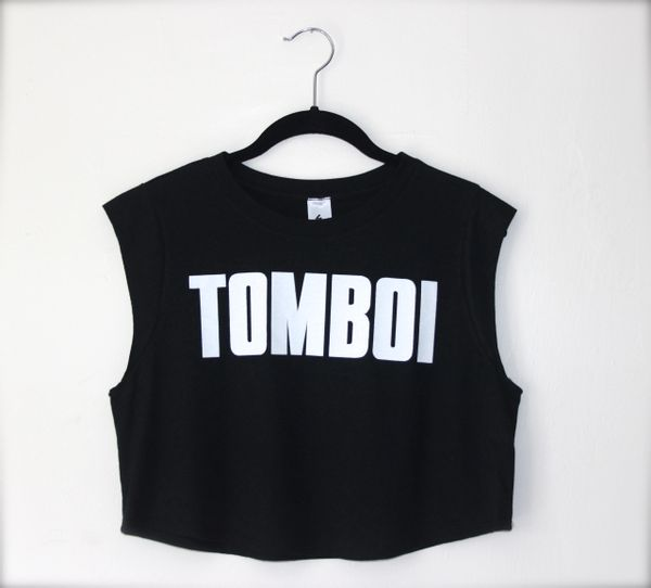 TOMBOI Crop-Top