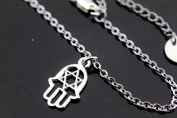 Judaica Jewelry, Star of David Charm Bracelets, Kabbalah Bracelets