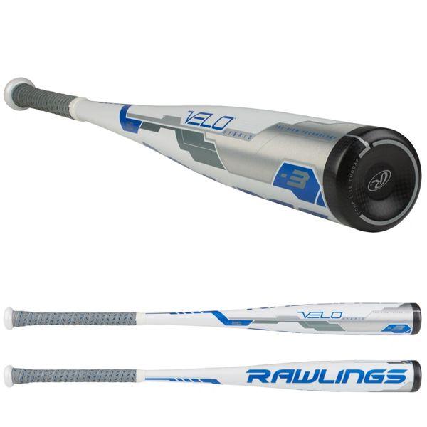9aa8c7e84eb 2018 Rawlings VELO BBCOR Baseball Bat  BB8V3