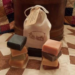 Goat's Milk Soap Sampler