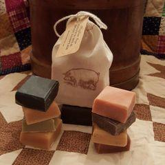 Goat's Milk Soap Sampler