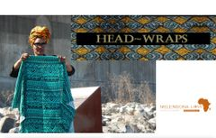 Head Wraps BULK Fabric Cuts