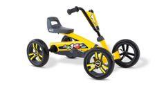 BERG Buzzy Yellow Children's Go-Kart
