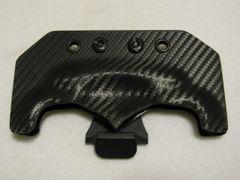 Carbon Fiber Kydex Sheath with Belt Clip
