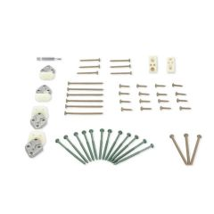 Radiance Rail Hardware Kit
