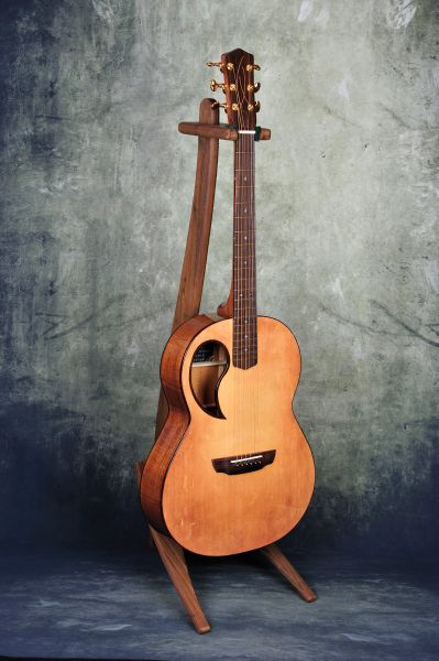 Acoustic Guitar With Offset Soundhole Mrkartistry Mrk Artistry