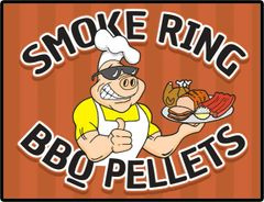 Smoke Ring Pellets 20 lbs and 40 lbs. Price starts as low as