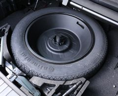 Complimentary Spare Tire Inspection