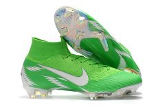 Mercurial Superfly VI 360 Elite FG grEEN + free bag
