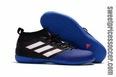 adidas ACE 17.3 Primemesh TF blue/BLACK + FREE BAG INDOOR SHOES