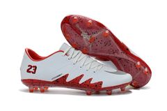 Hypervenom Phantom II FG W/Red+ FREE BAG
