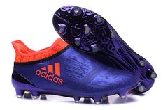 16+ PureChaos adidas X 16+ Purechaos FG/A purple/ orange +free bag