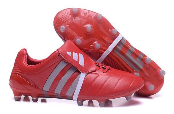 hot sales ac999 d6c07 ... uk adidas predator mania champagne fg red silver free bag daf43 26b3a